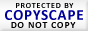 protected by copyscape dmca copyright detector