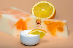 Апельсин с йогуртом